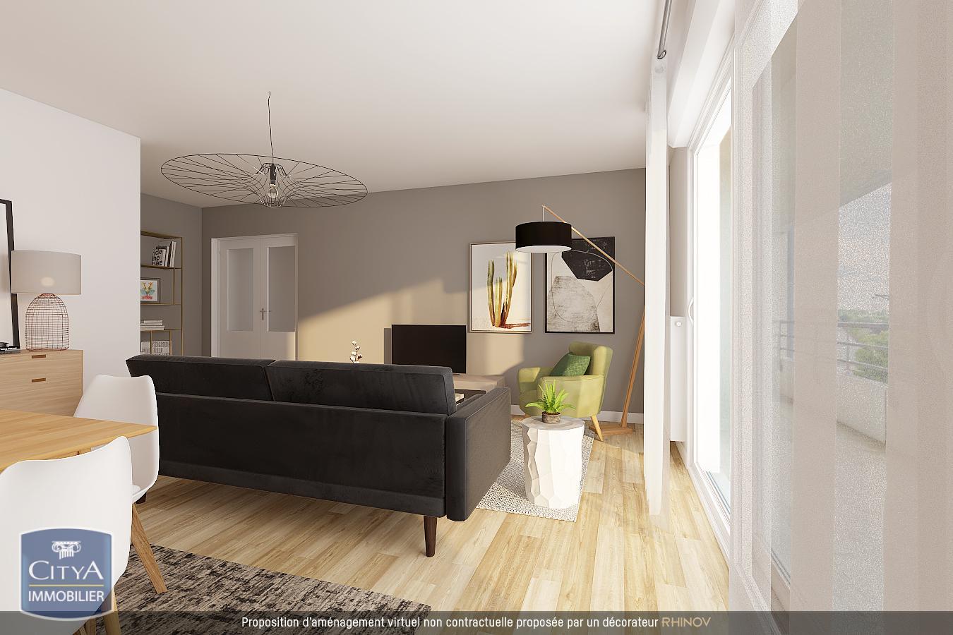 Appartement 4 pièces 95 m²