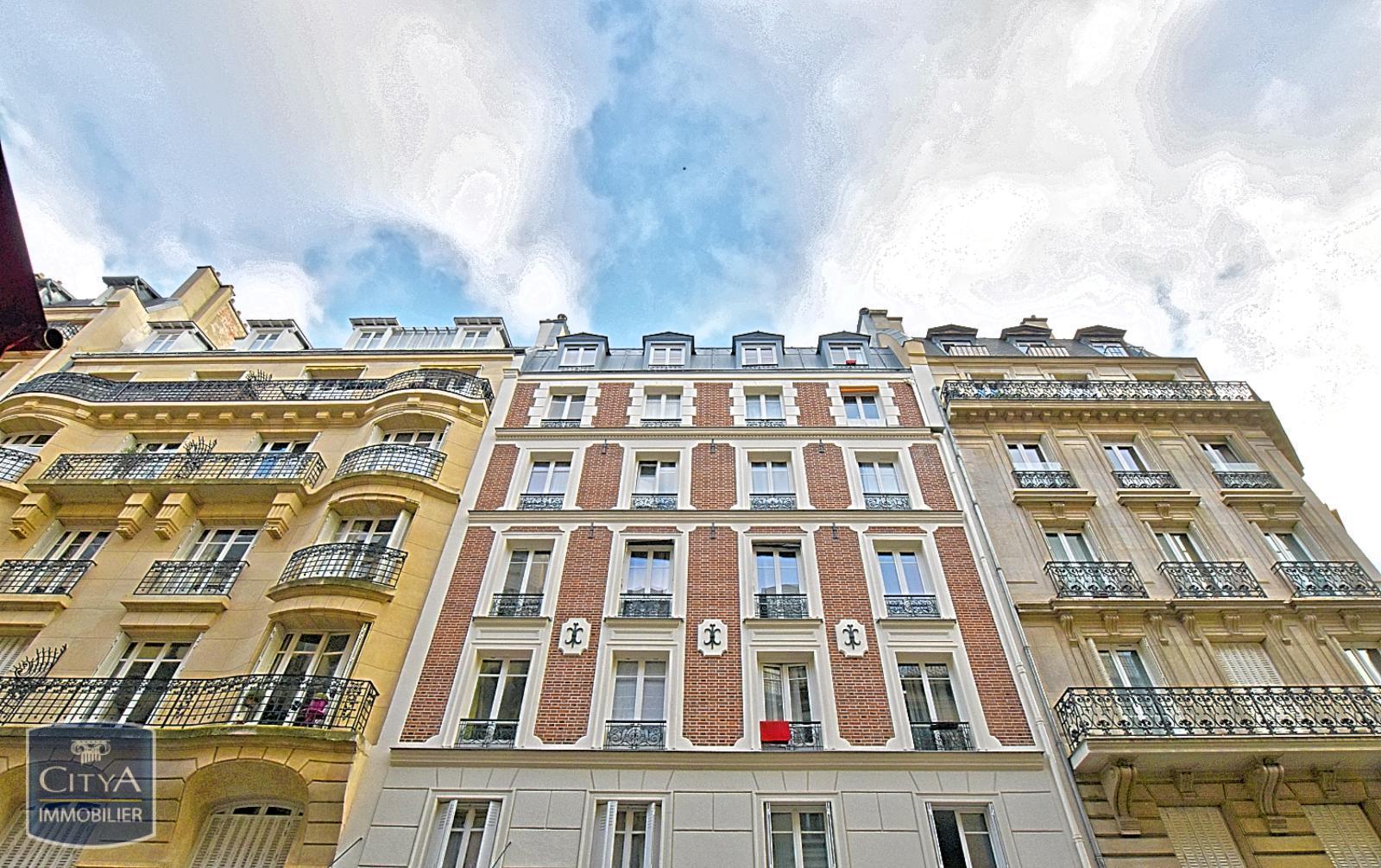 Appartement 1 pièces 11 m²