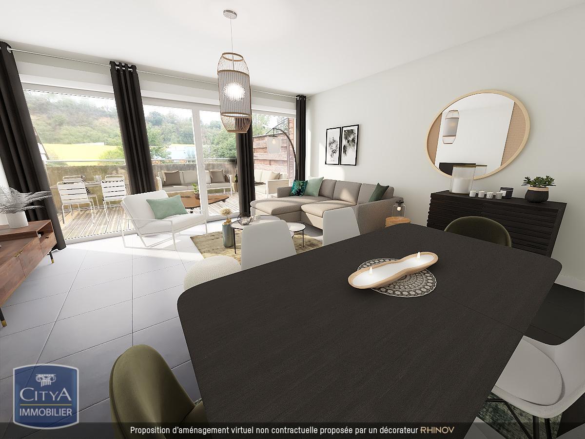 Appartement 4 pièces 87 m²