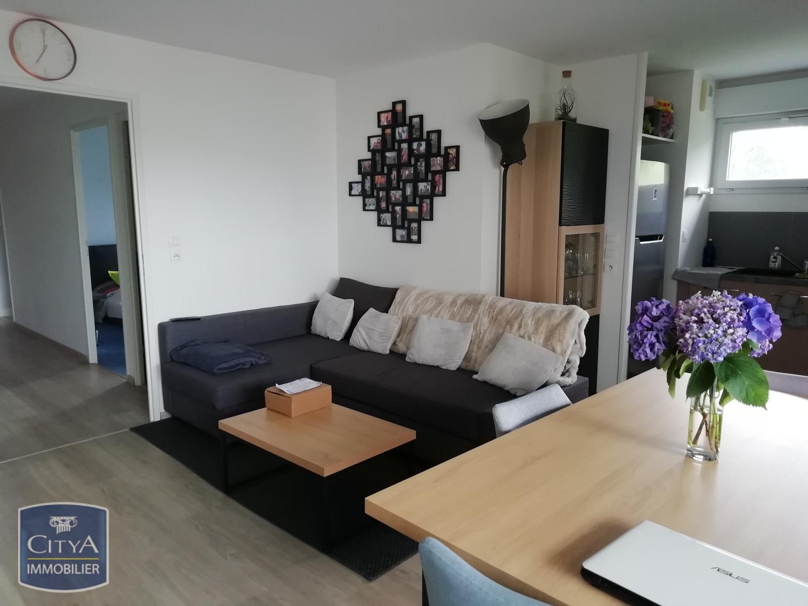 Appartement 61 m²