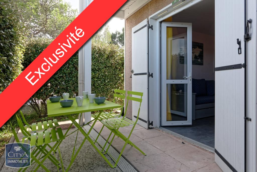 Appartement 2 pièces 27 m²