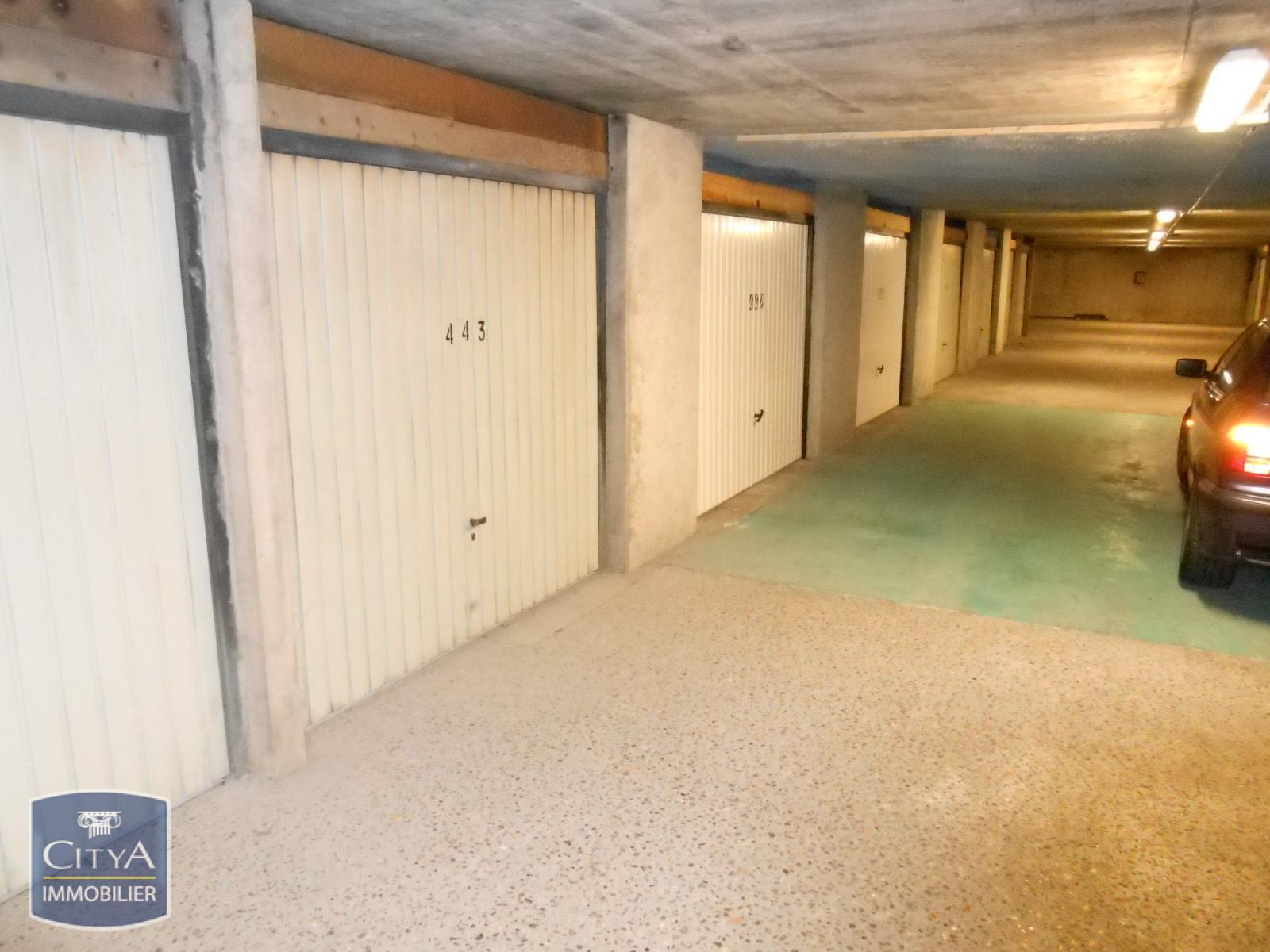 Parking 13 m²