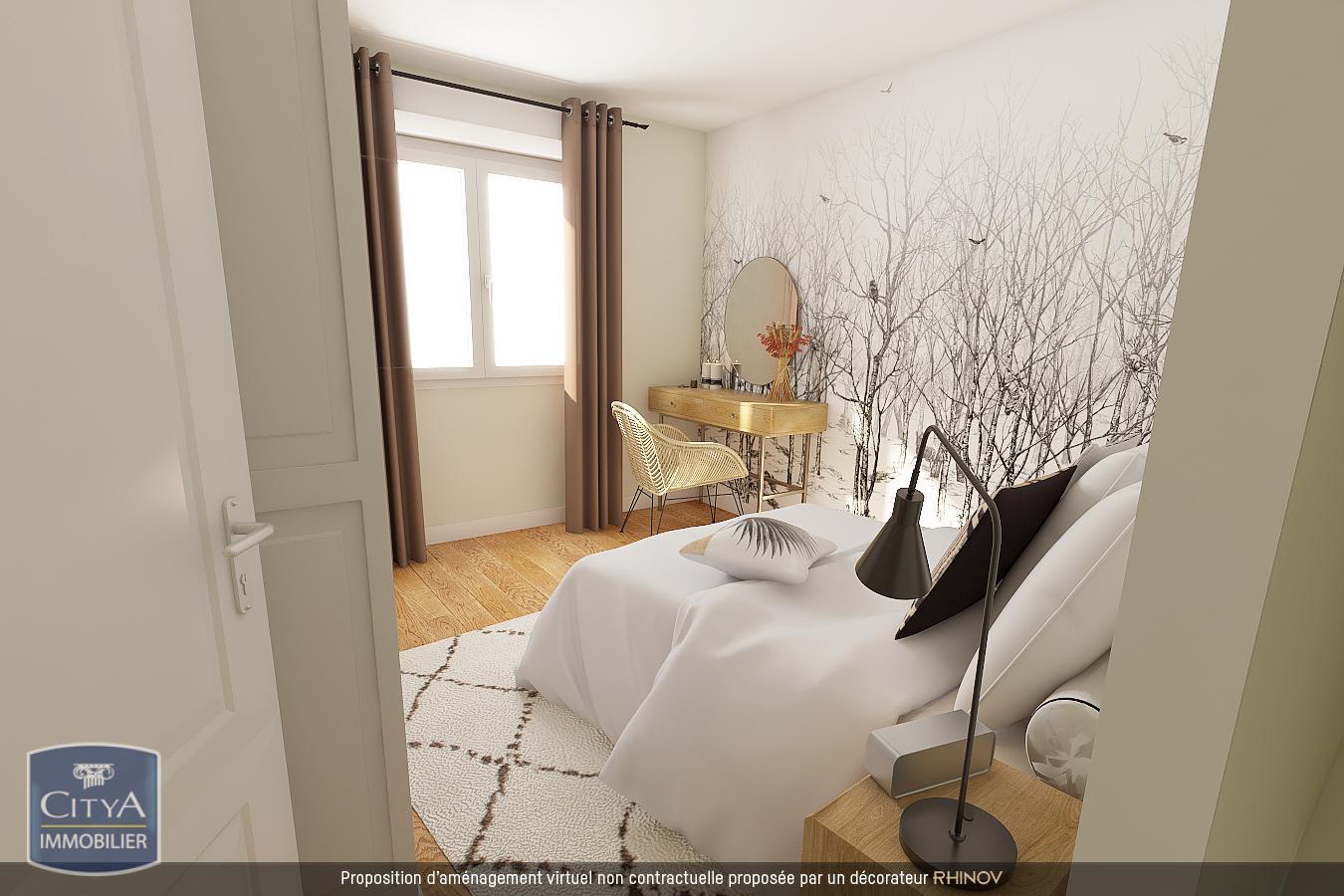 Appartement 3 pièces 69 m²