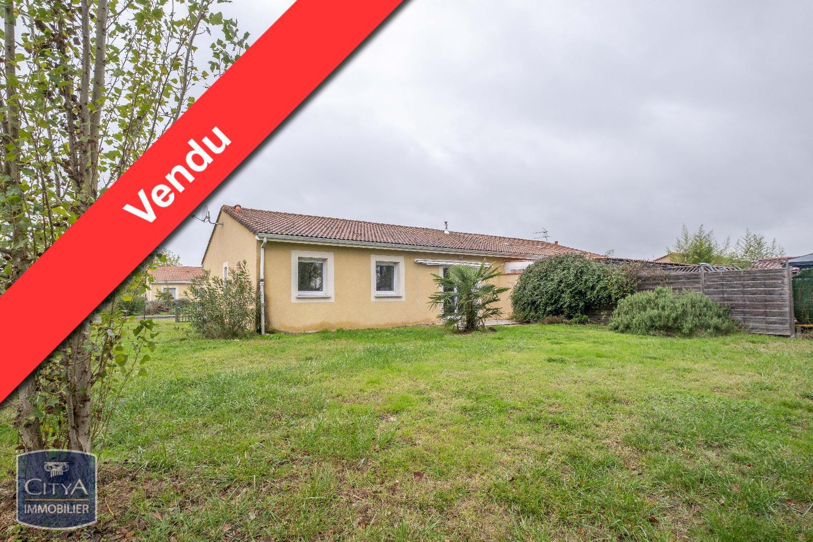 Maison/villa 4 pièces 80 m²