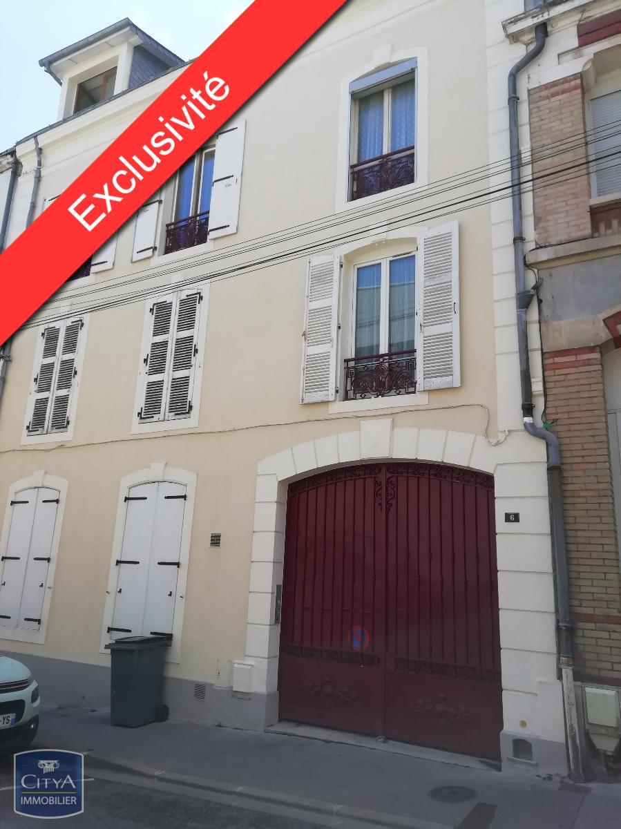 Appartement 2 pièces 38 m²
