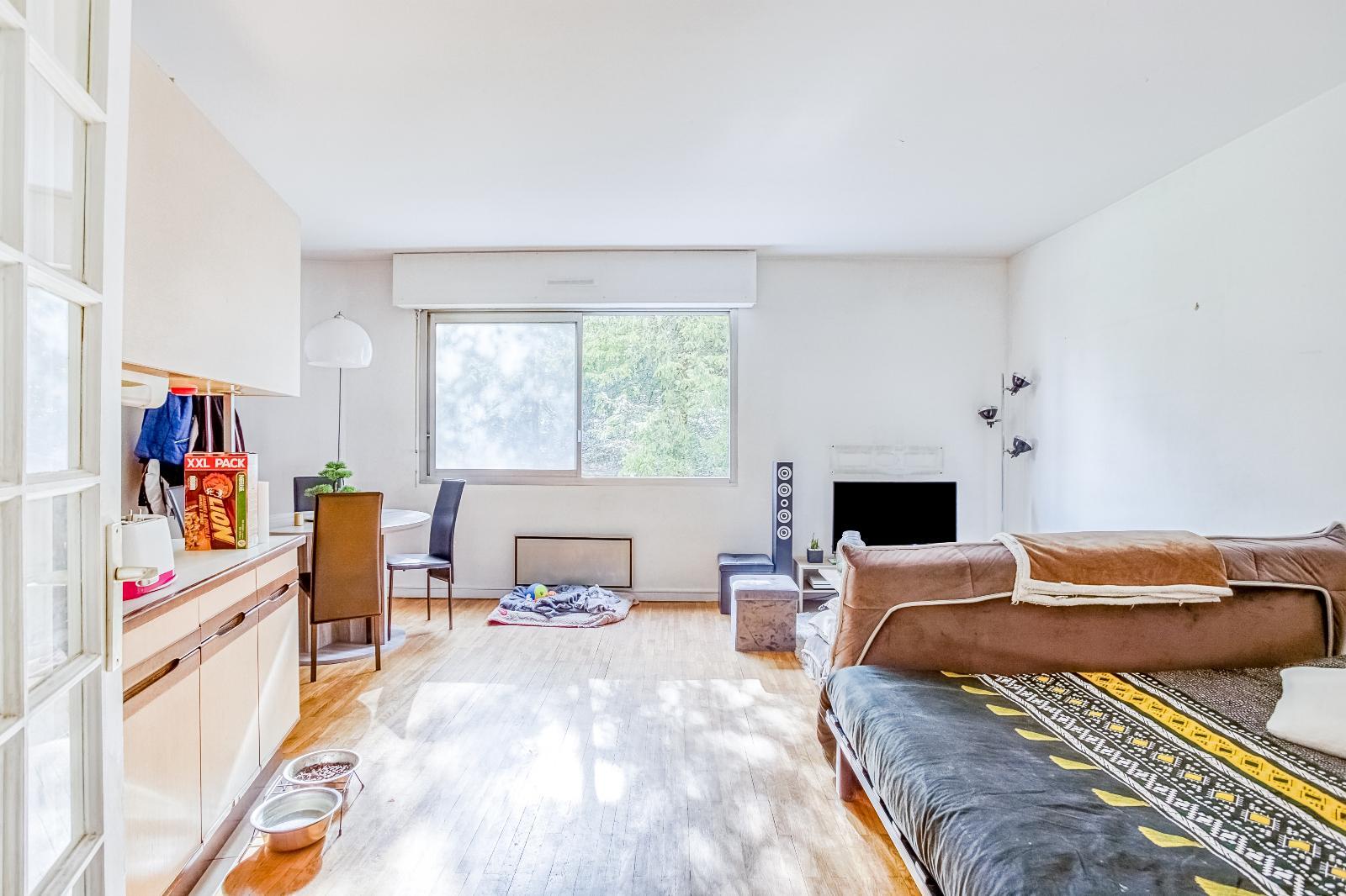 Appartement 1 pièces 33 m²