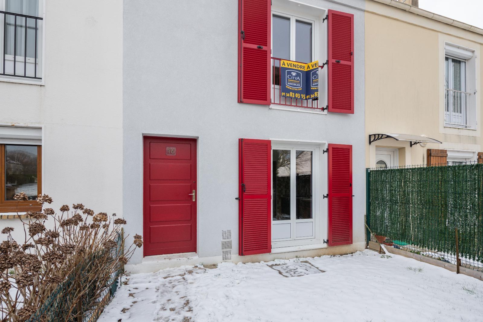 Maison/villa 4 pièces 83 m²