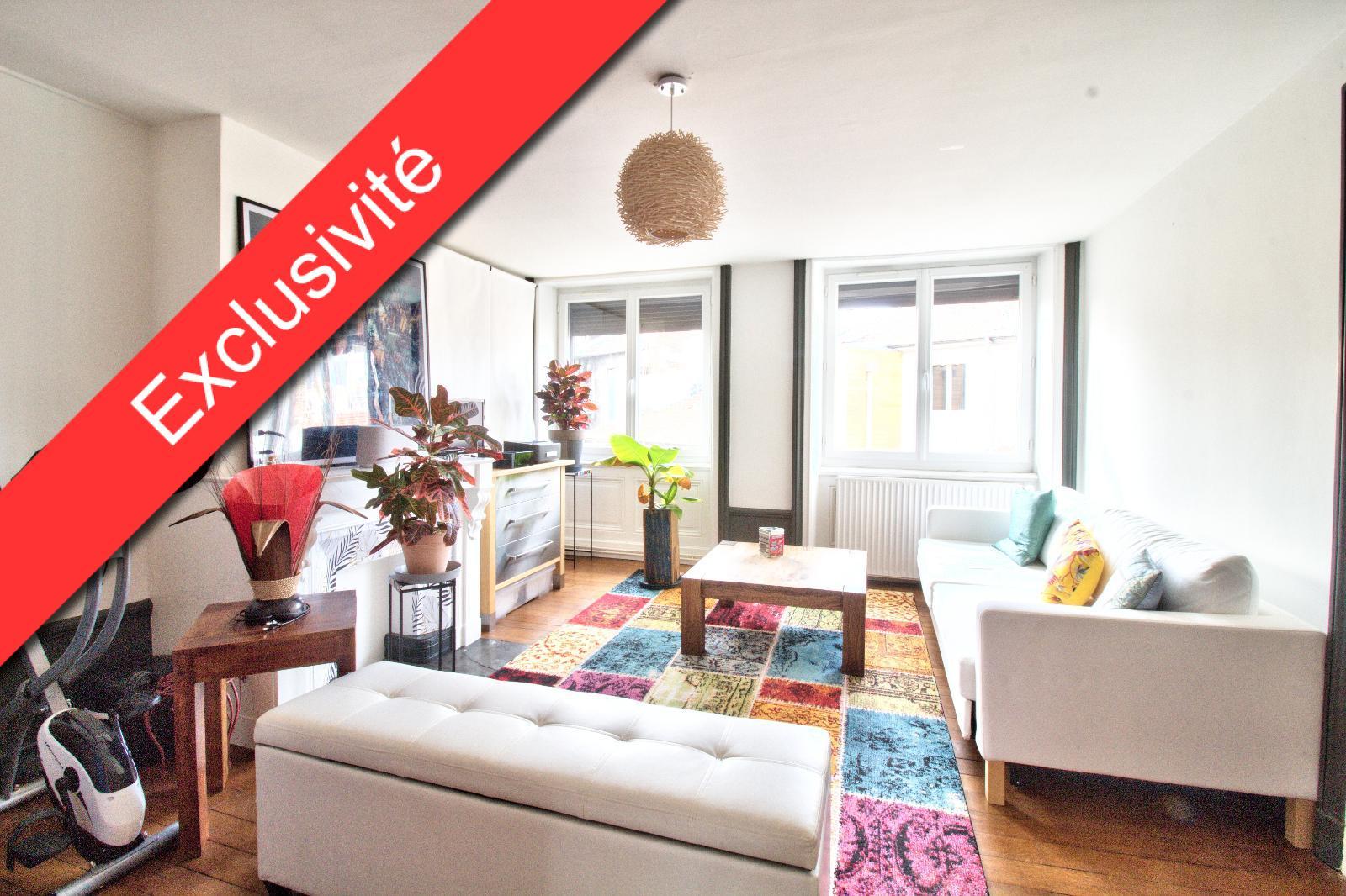 Appartement 4 pièces 98 m²