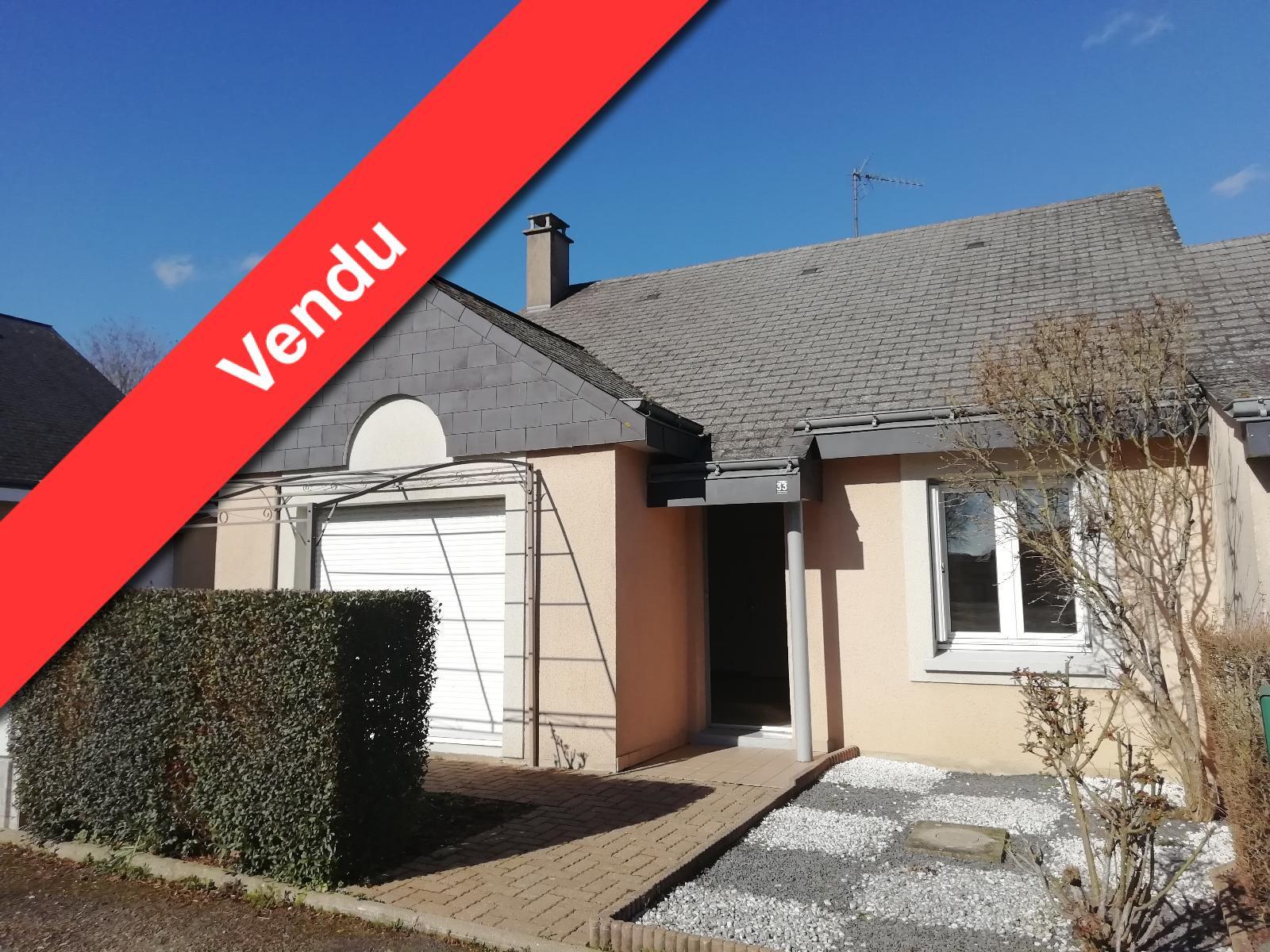 Maison/villa 4 pièces 79 m²