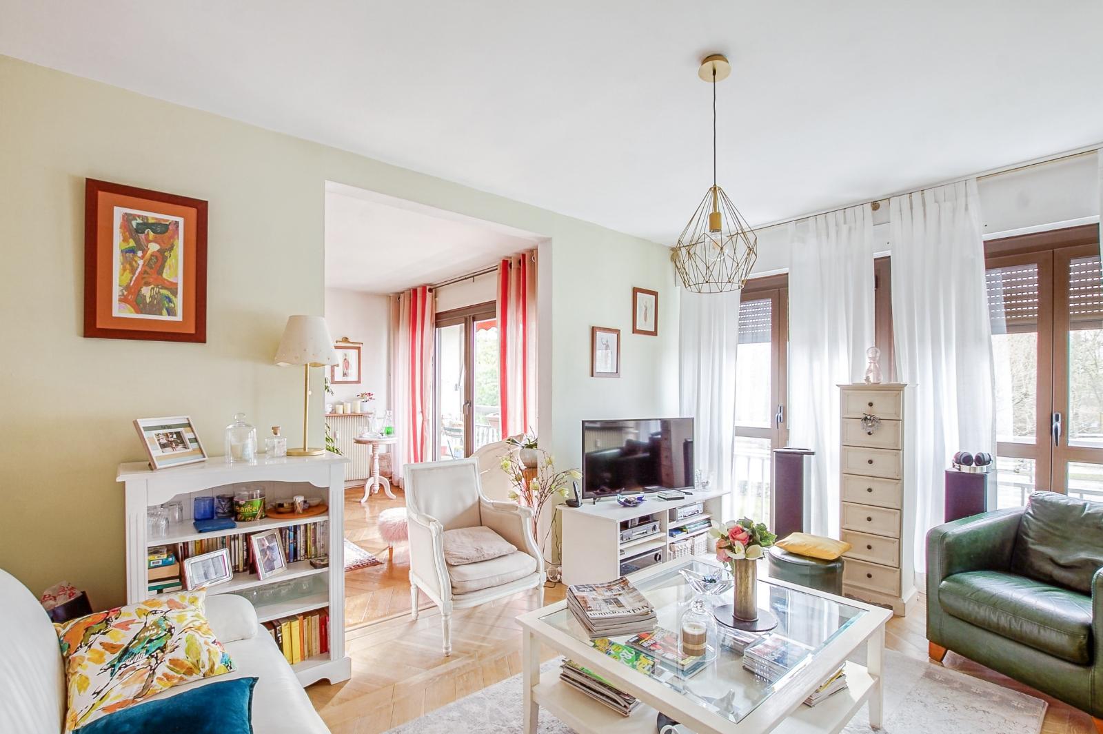 Appartement 5 pièces 104 m²