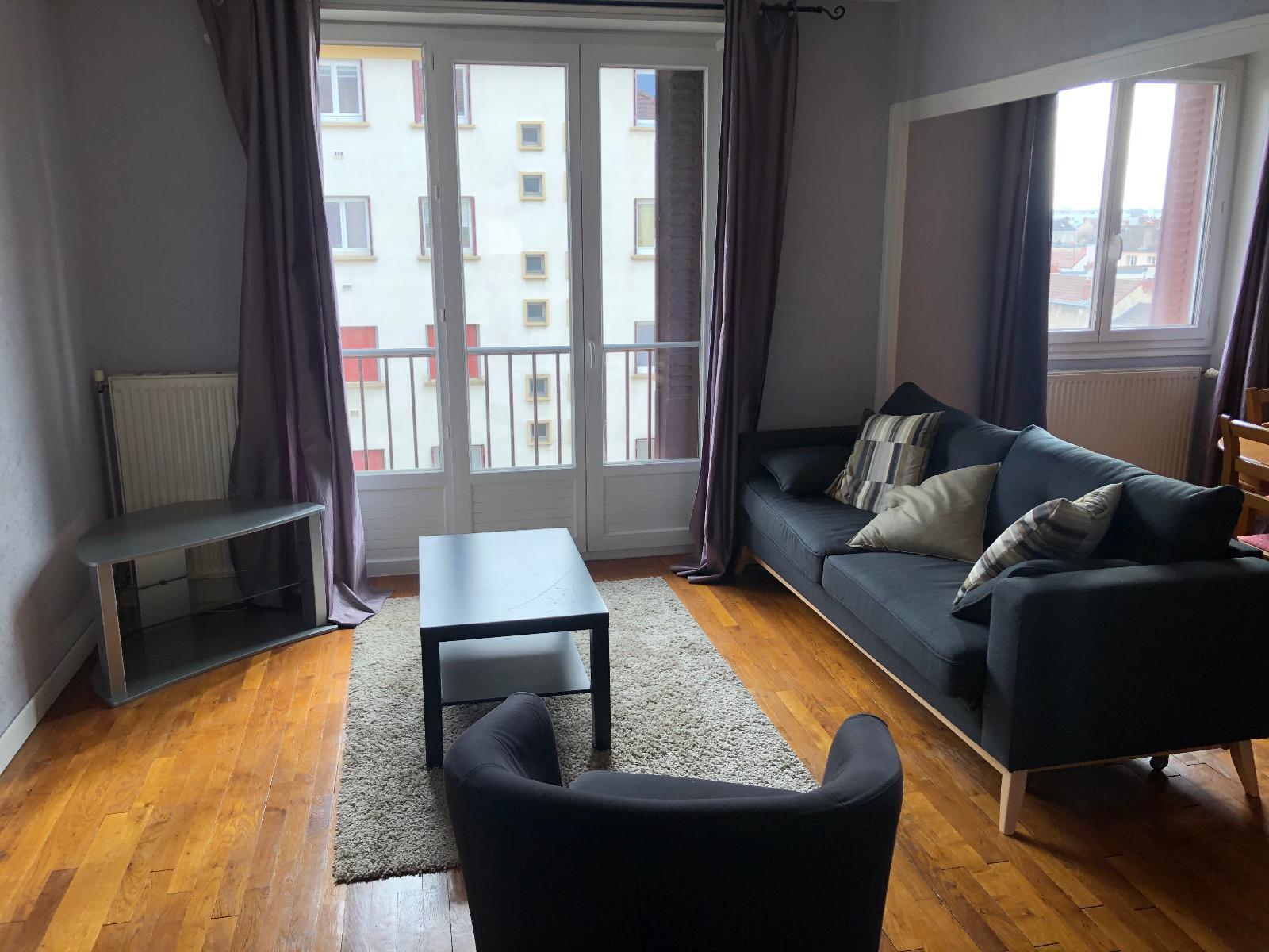 Appartement 4 pièces 61 m²