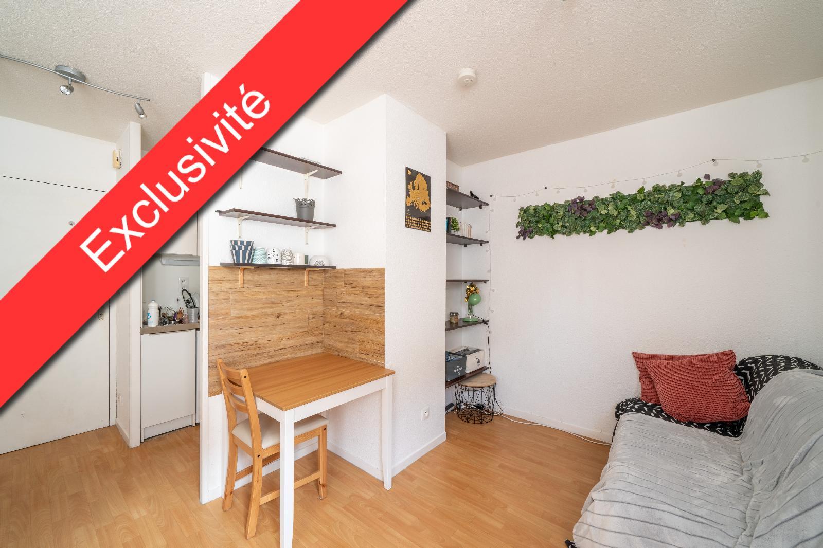 Appartement 1 pièces 18 m²