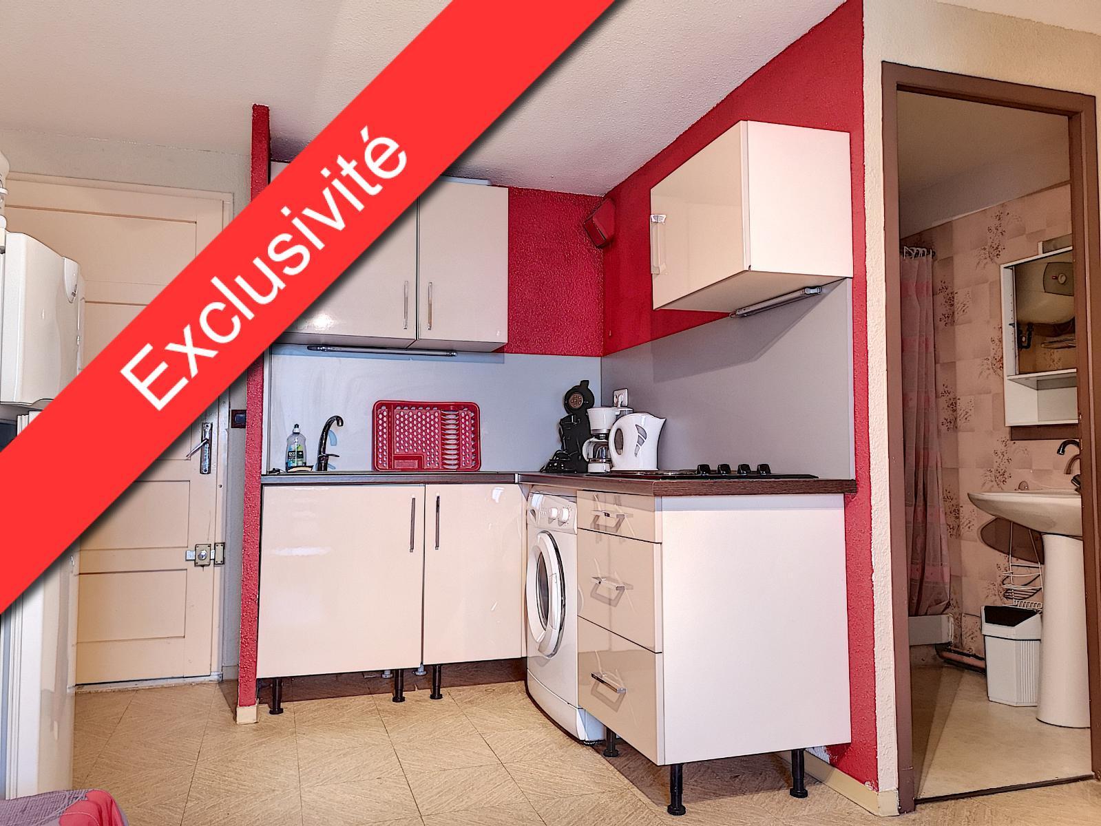Appartement 2 pièces 21 m²