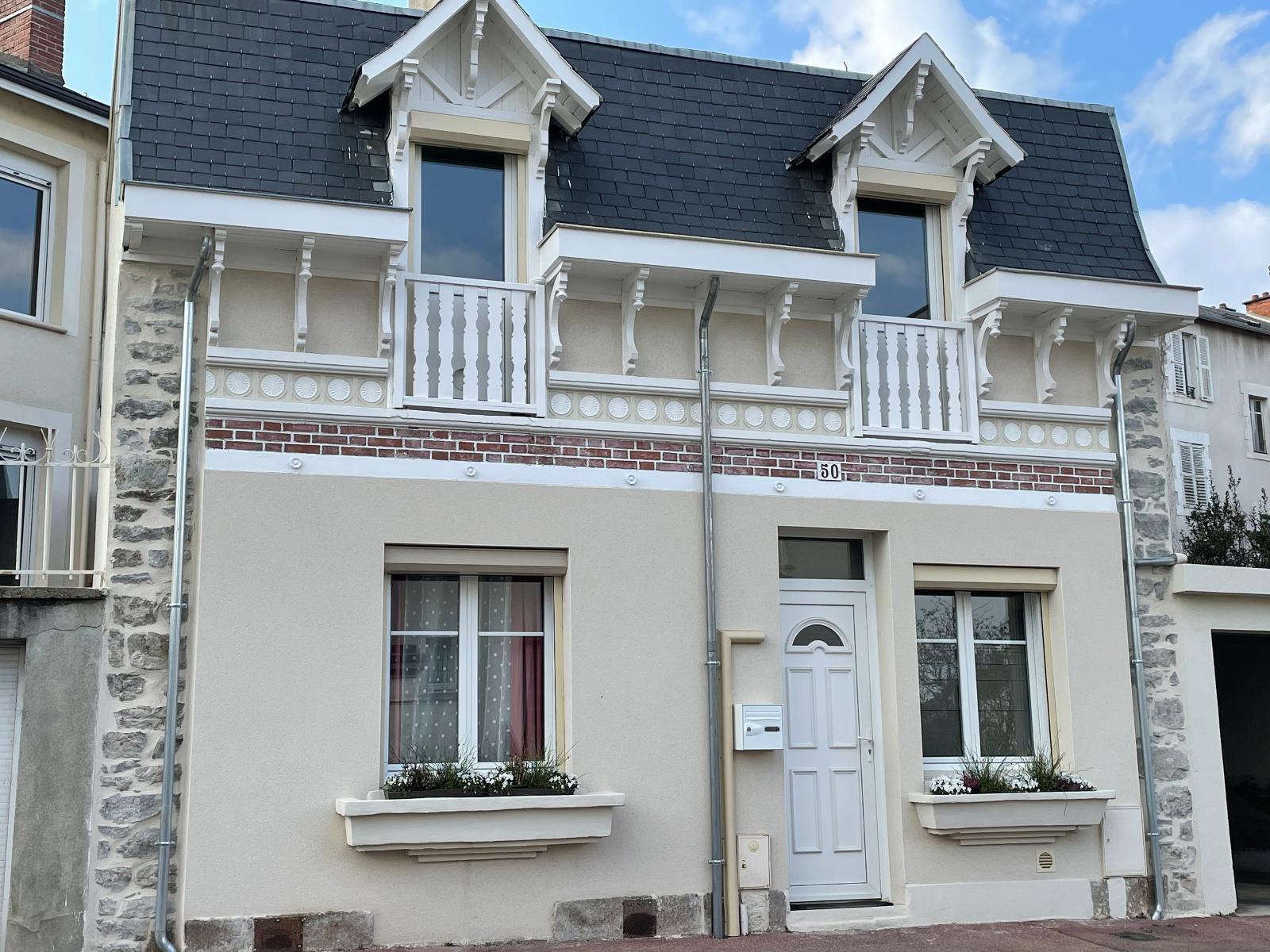 Maison/villa 4 pièces 70 m²