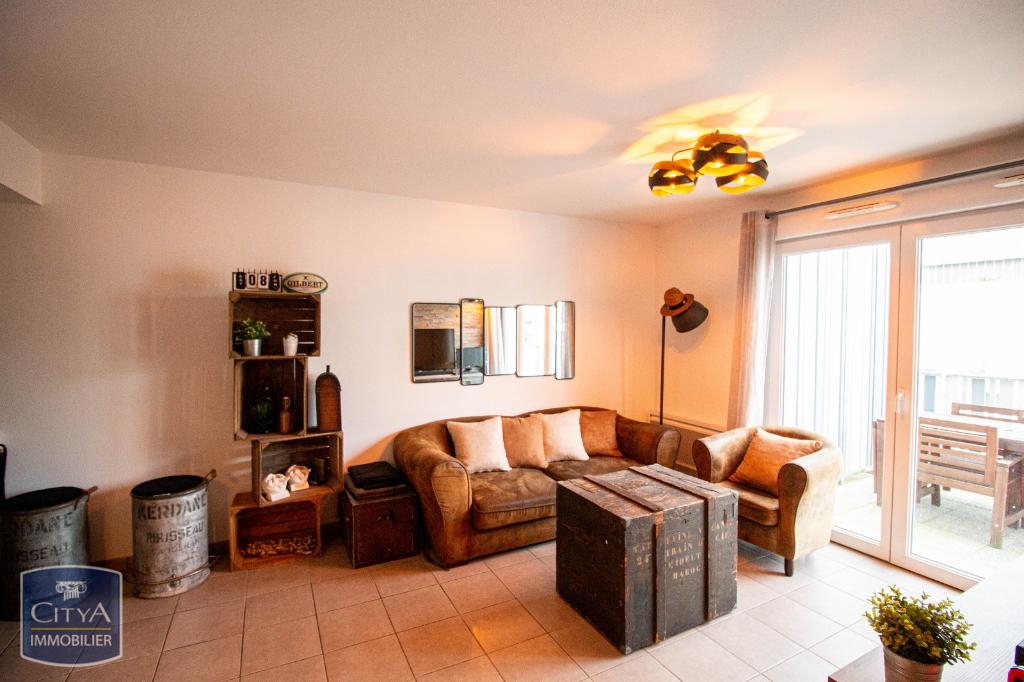 Appartement 3 pièces 58 m²