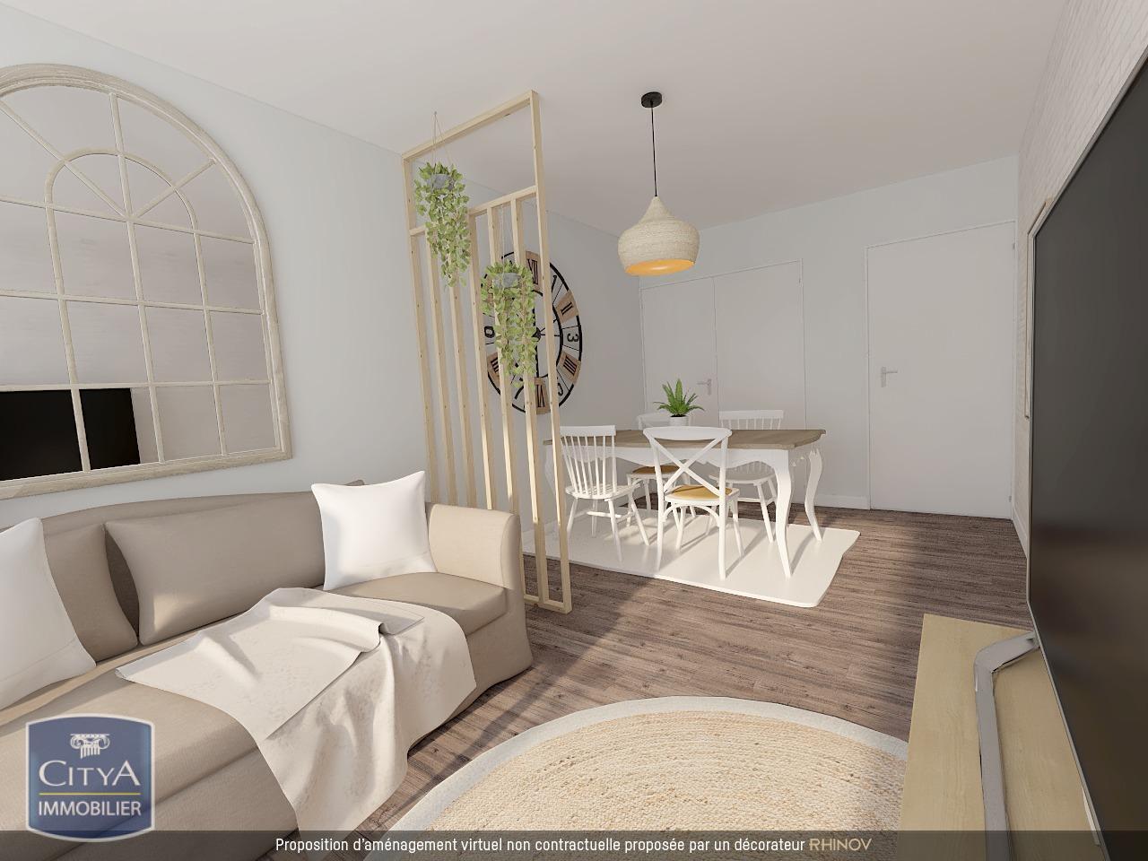 Appartement 1 pièces 20 m²