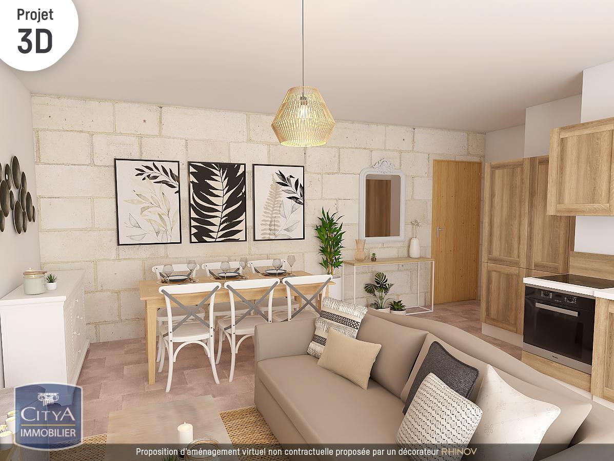 Appartement 1 pièces 29 m²