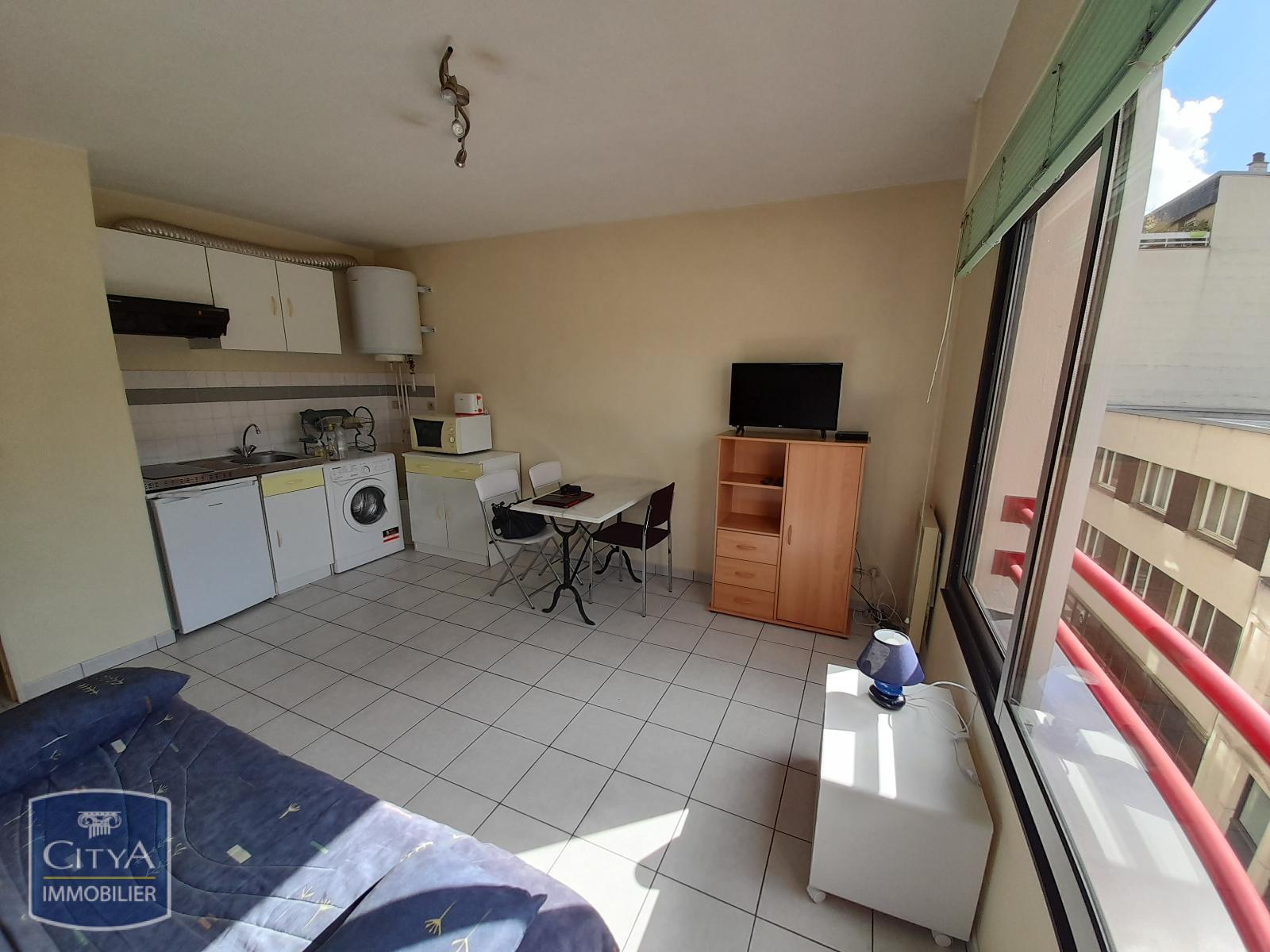Appartement 1 pièces 22 m²