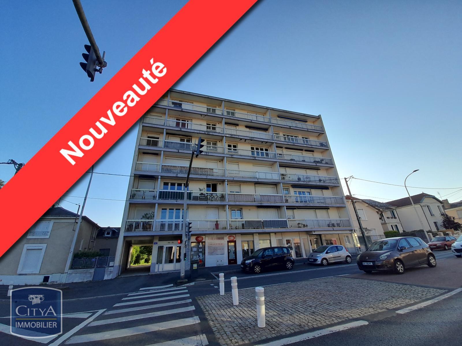 Appartement 1 pièces 28 m²